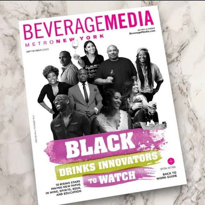 📚 Our September Beverage Media focuses on Black Innovators to Watch highlighting ten industry pros who are paving new pa...