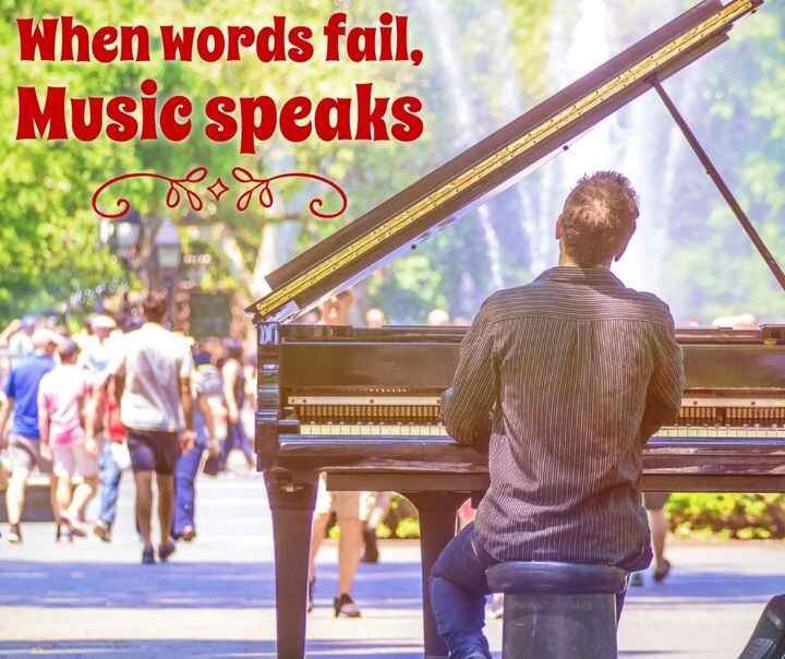 Always remember....🎶When words fail, Music speaks🎶...#musicproducer #musicmaking #musicforfilm #producing #digitalproduc...