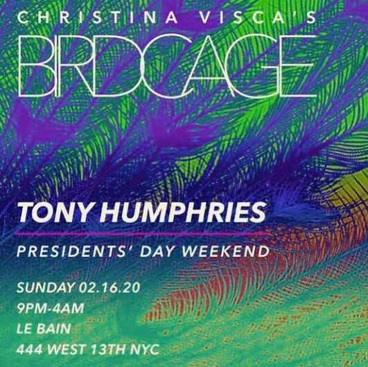 this & EVERY SUNDAY AT LE BAIN 🐦🐦🐦🐦🐦🐦BIRDCAGE Presented by Christina Visca at LeBain 444 W13th St. 9p-3a🌞Complimentary e...