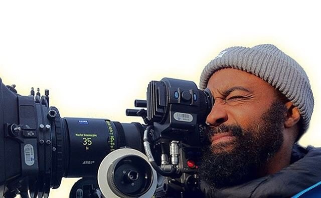 Our friend #BradfordYoung is nominated for best #cinematography for his work on #Arrival tonight. Fingers crossed for yo...