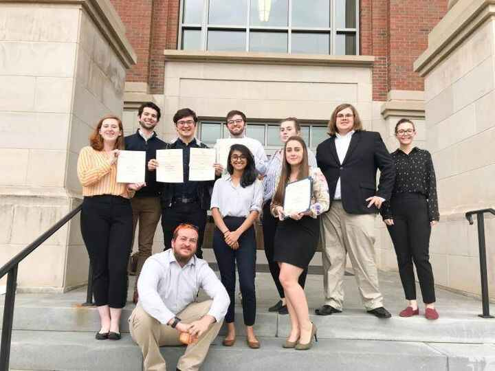 Award winning students produce award winning publications! Congrats to our Technique staff for winning 5 awards from the...