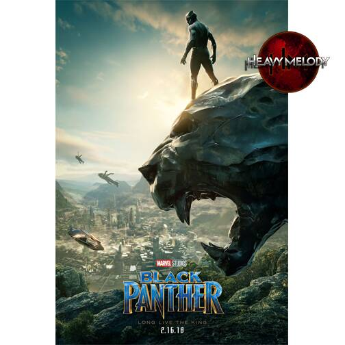 A late confirmation - but a good one! Happy to announce that our catalog was used in the Black Panther campaign!