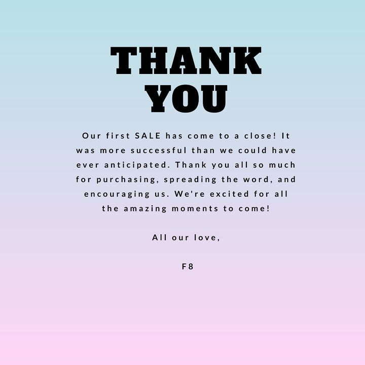Thank you 🔮🤍