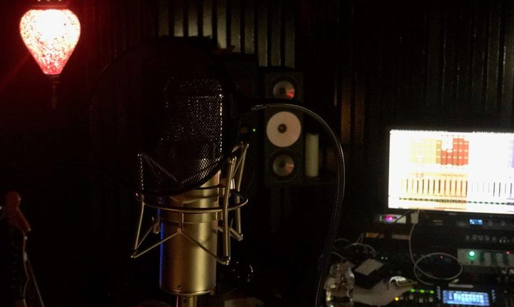 Stephen Konrads and I recorded some amazing vocals this past weekend with Sydnie Rob for her new single. Can't wait for ...