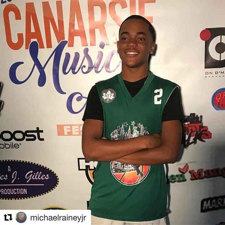 Special shout out to @michaelraineyjr for teaming up with @flossy3v3 & us to go head to head with NYPD (@get_repost)・・・a...
