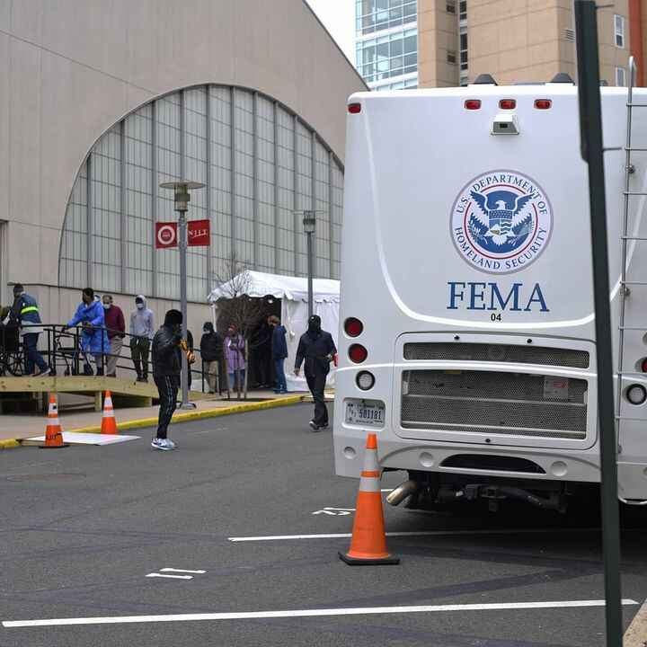 FEMA has opened a vaccination site at NJIT! Check out Vector Issue 10 to learn more!...#newark #njit #FEMA #covid_19 #co...