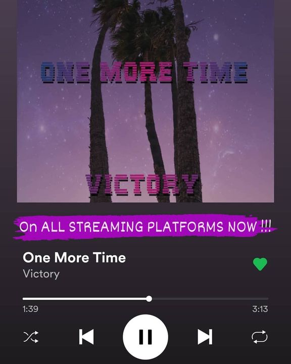 @victorymusicofficial_  Congrats on the new Single !! 💯......#NewMusic #RnB #Pop #Billboard #Spotify #AppleMusic #OneMor...
