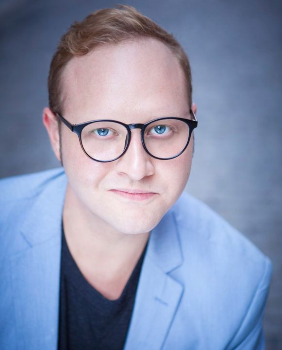 Our Artistic Director Stephen Tyler Davis is the Sunday Spotlight for Fantasy Playhouse Children's Theater and Academy!
