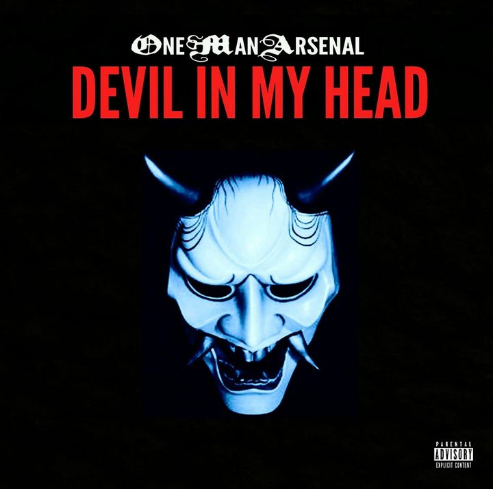 """New song """"Devil In My Head"""" by One-Man Arsenal available now for FREE Download on Soundcloud. Enjoy.#OneManArsenal #Alte..."""