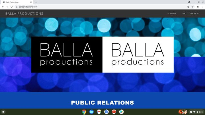Check Out My New Website https://ballaproductions.com/