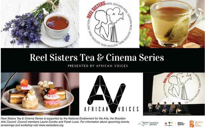 Reel Sisters Tea & Cinema Series kicks off with a special online screening of Sisterhood, an inspirational film about wo...