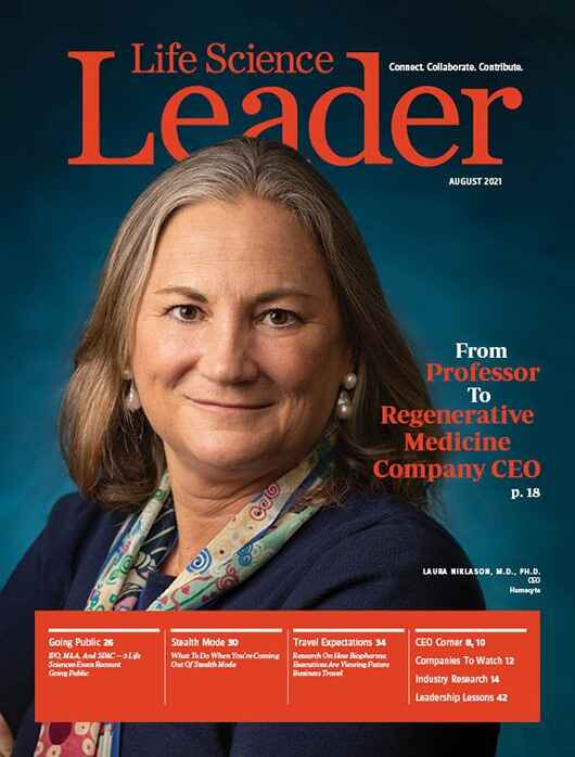 Our August issue is live! Check it out at https://www.lifescienceleader.com/doc/current-issue-table-of-contents-0003Huma...