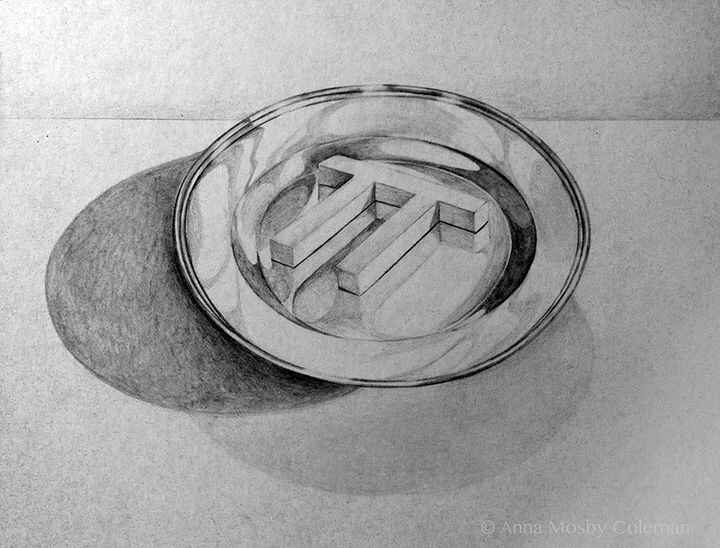 Want drawing lessons? Anna is offering a Pi special? Sign up by Tues 3.14 for a $31.41 discount. See Anna Mosby Coleman ...