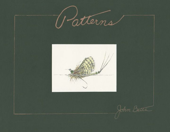 """John Betts' new book """"Patterns"""" is ready for press! """"Patterns"""" is an amazing book capturing the essential patterns of Jo..."""