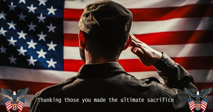 Remember, Freedom is not free.We at JMR want to wish you and your family,a Happy and Safe Memorial day