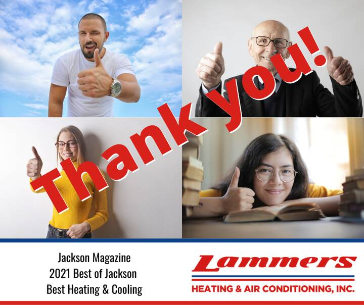 Lammers Heating & Air Conditioning is a great Jackson business that has been family owned and operated for more than 50 ...