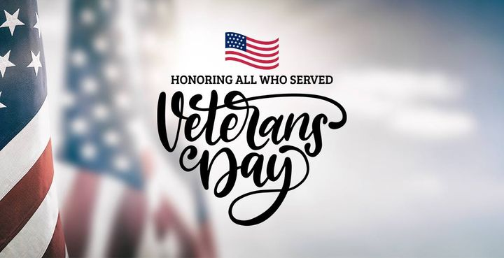 Thanking all those who served and are serving! 🇺🇸️
