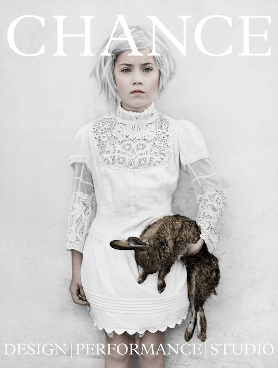 Say hello to Chance 2016, a massive 400 page, 500 image double issue.