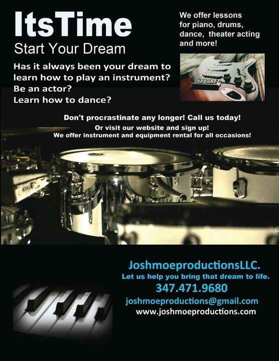 Now is the time! www.joshmoeproductions.com
