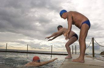 Good Starting Swimming Workout for a MaleWhether you're looking to bulk up or slim down, swimming at least once a week f...