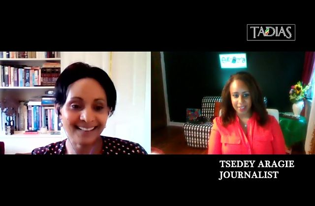 Video: Tadias Conversation With Tigist Kebede of Habeshaview Tadias recently had a conversation with Tigist Kebede, Co-F...