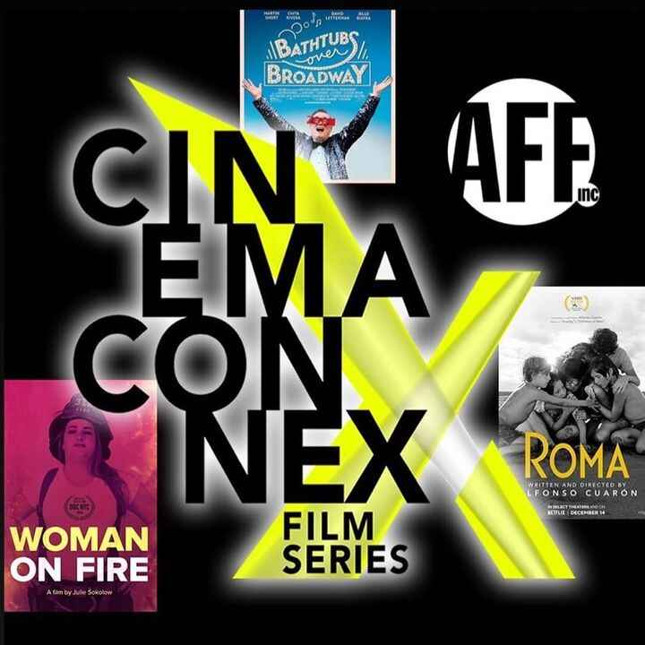 The first weekend of Cinema Connex: Season 2 was a great success!  Be sure to attend future (free!) screenings and enjoy...