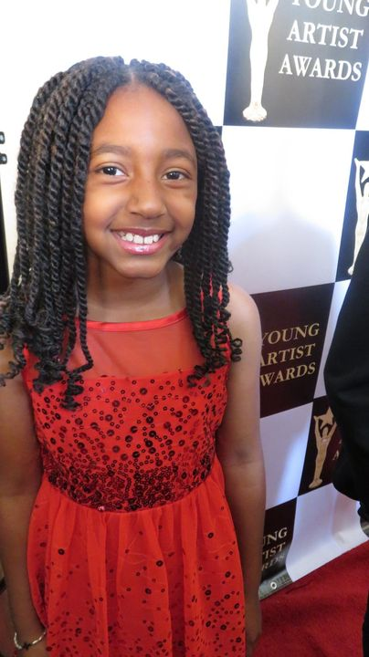 #RavenMelvin attends the 2016 Young Artist Awards in Studio City, CAFollow Raven @MissRavenMelvin on Twitter#talent #you...
