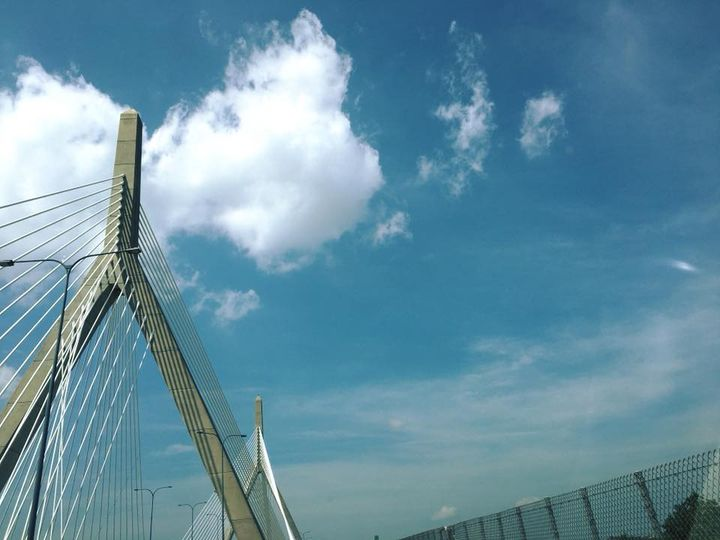 Hello, #Boston! Looking good this Tuesday afternoon.