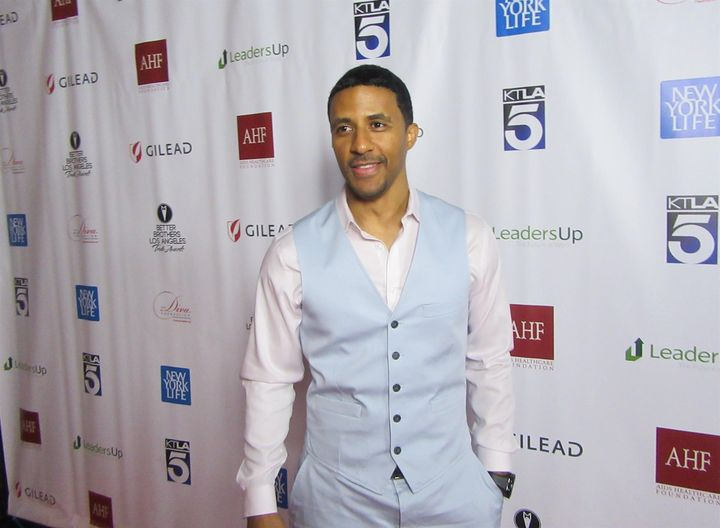 Morocco Nevlin attends the 2nd Annual Truth Awards in Los Angeles.#TruthAwards #hollywoodnights #hollywood #taglyancompl...