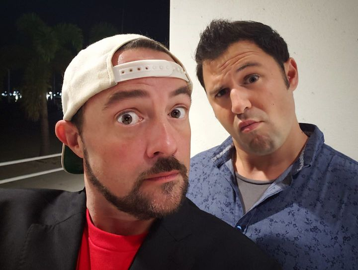 We are proud to be working with director Kevin Smith on his upcoming feature film. Unfortunately details can not be disc...