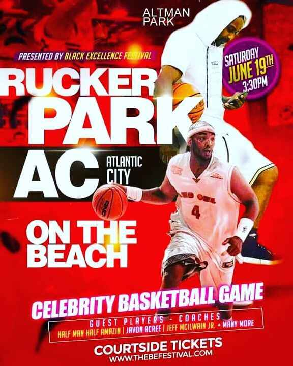 We're playing 🏀basketball 🏀EBC Celebrity Basketball 🏀Style get your tickets 🎟Now on sale www.thebefestival.com #blackexc...
