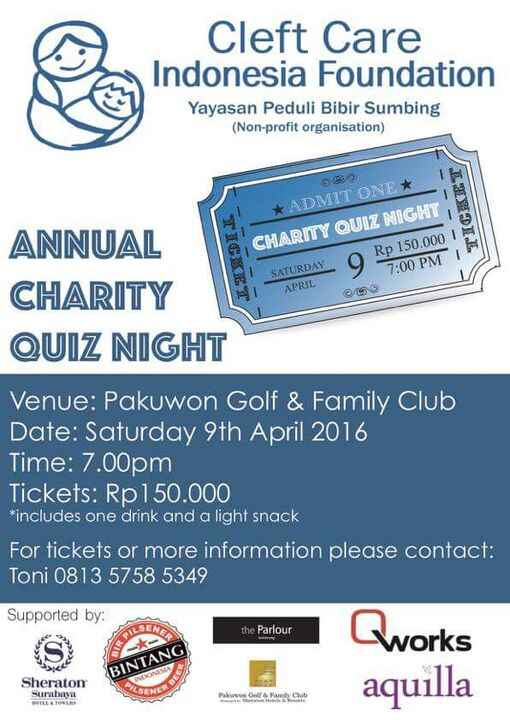 If you happen to be in town over the weekend and in the mood to mingle with expats and locals, do check out Quiz Night a...