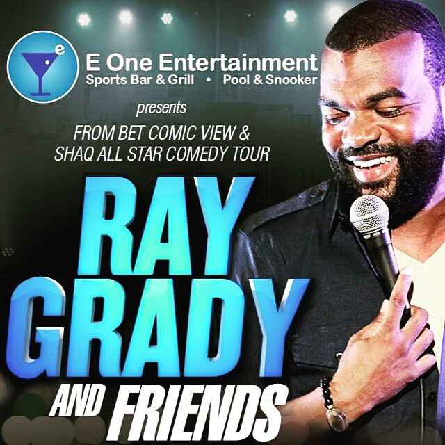 HAPPY #BIRTHDAY to the #Hilarious @GradyComedy!!! If you're in #Oakland tonight, make sure you check out his show at #EO...