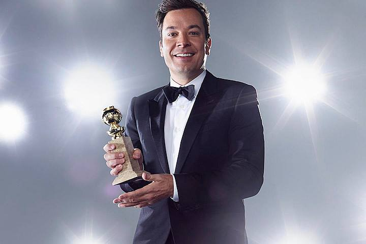 Jimmy Fallon was a tremendous host of the 2017 #GoldenGlobes - That cold opener parody of #LaLaLand was brilliant! Congr...