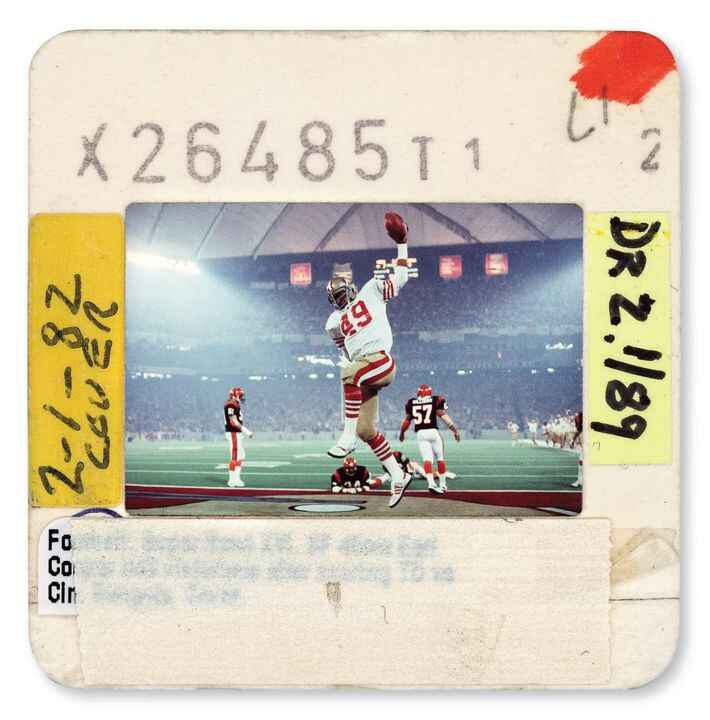 Superbowl 50 isn't the only thing you can view in 4K! Digitize the past with 4K resolution slides!