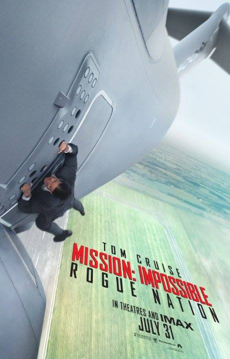 With #MissionImpossibleRogueNation & #Vacation it looks like this is going to be an #adventurous #action & #comedy packe...