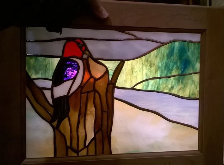 Its that time of the year!!! Leaning Pine Studio's Annual Show!!Sunday December 13  Noon -6 p.m. Stained Glass, Wood Wor...