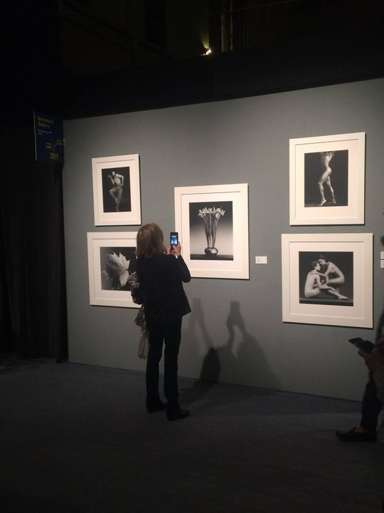 Don't know what to do with your tax refund and love photography? Check out the AIPAD Photo Show at the Armory in NY. The...