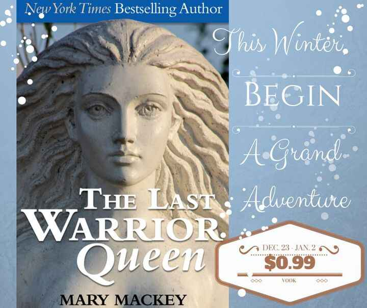 Don't miss this holiday discounted eBook by our author, Mary Mackey.