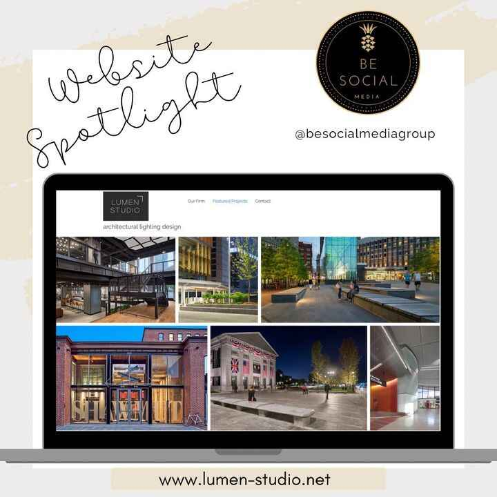 Making some web updates for the incredibly talented team at Lumen Studio - an architectural lighting firm out of Harvard...