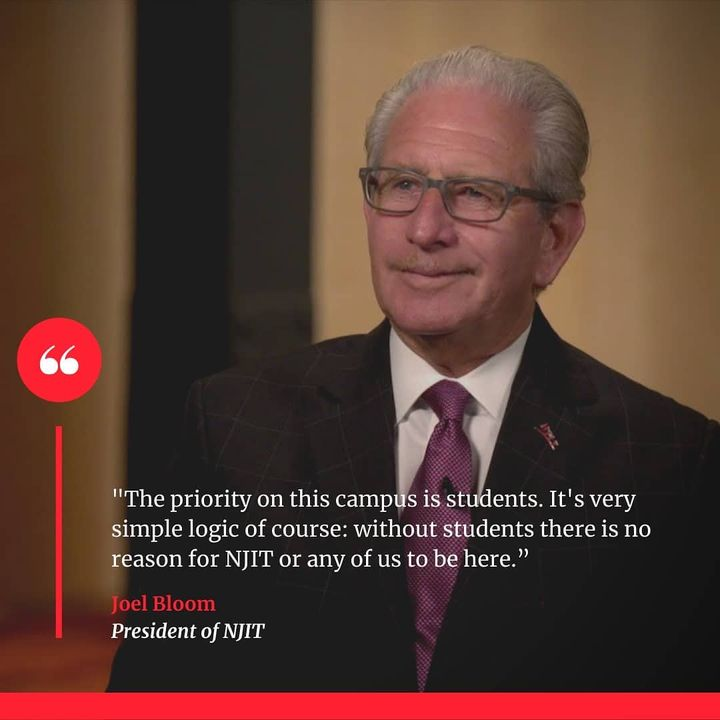 VECTOR ISSUE 12 OUT NOW! Featuring President Bloom's thoughts on leaving, info on the search for NJIT's next President, ...