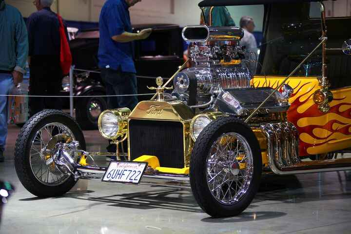 Always a blast to shoot the Grand National Roadster Show for our friends at Mothers Polish. Like hot rods and roadsters?...