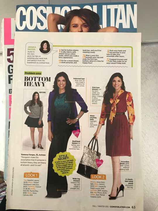 One more handbag client and a short project with sweet editorial results and $$$ in free media coverage!