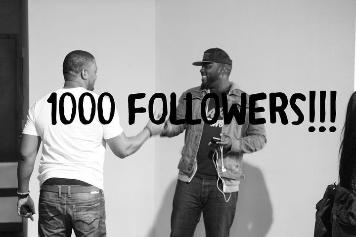 Thanks for helping us reach 1K followers! So much great content on the way. Keep it locked right here! #wearemg #setlife...