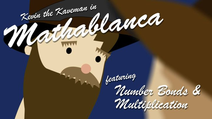 """Common Core math and classic cinema combine in """"Mathablanca!""""Join us for a night at the movies! Mrs. Weisberg is watchin..."""