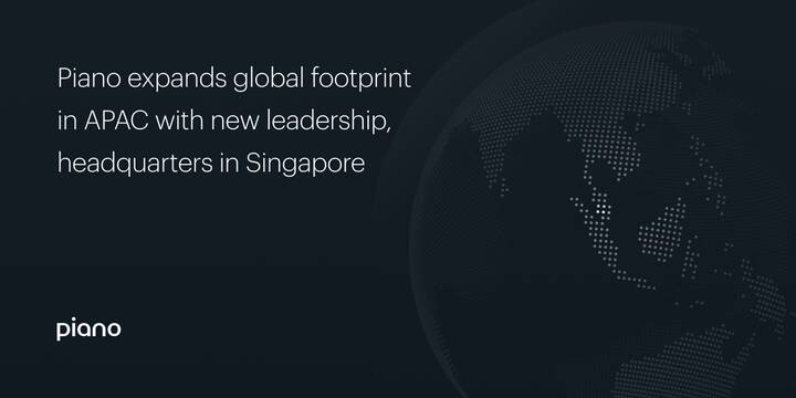 We're excited to announce the expansion of our footprint in Asia-Pacific, with a new regional headquarters in Singapore ...
