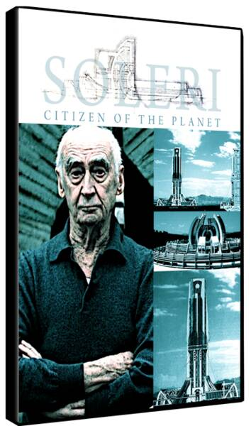 """Proud to announce """"Paolo Soleri: Citizen of the Planet"""" is now available for purchase from Collective Eye Films!http://w..."""