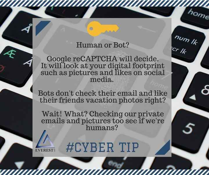 CAPTCHA codes, from blobbed melted characters to clicking on images with street signs, we've all been there. The next ge...