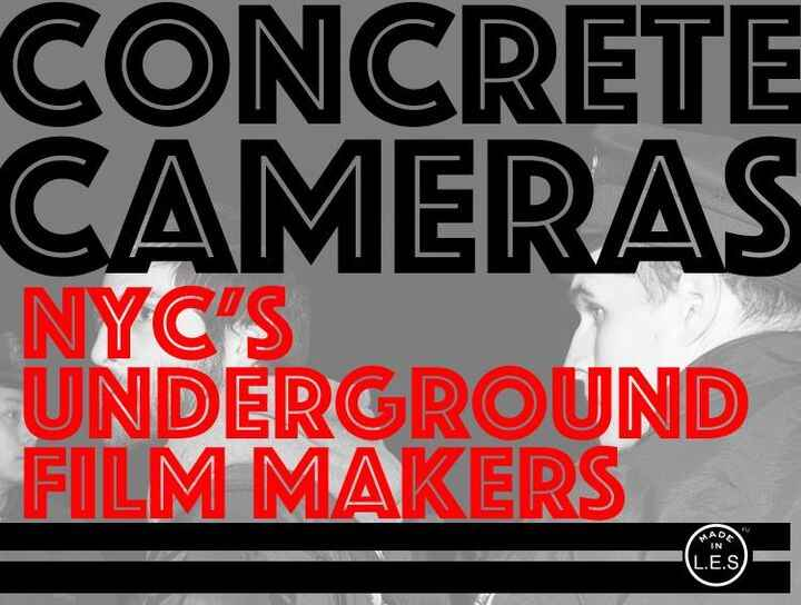 NYC Concrete Cameras updated their address.