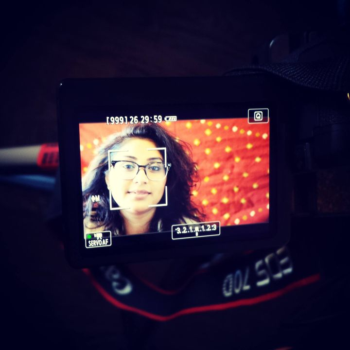 Yesterday, we spent some time on our next project featuring Navila, co-founder The Cathartist. Excited for what's to com...